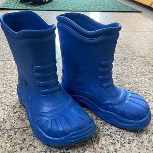 Kids Crocs Rainboots